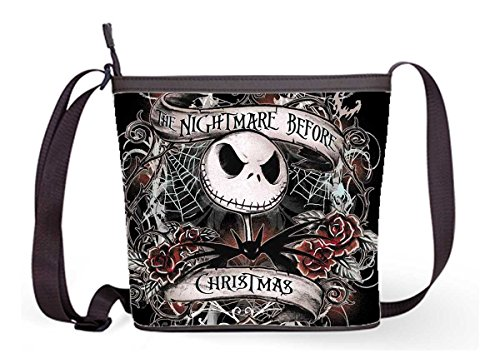 Female Sling Bag with Jack And Sally