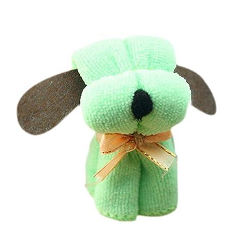 Toalla - TOOGOO(R)3 piezas de toallas pano de regalos de boda de