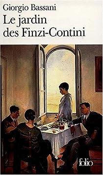 Le Jardin des Finzi-Contini par Giorgio Bassani