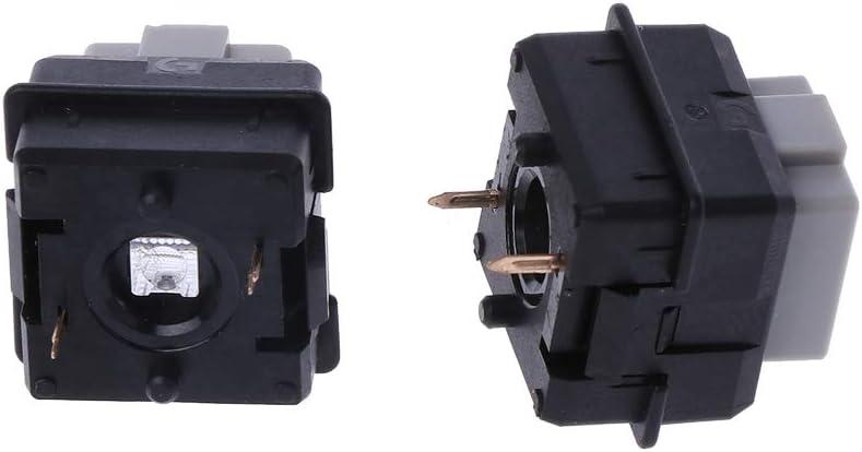 CUCUDAI 2Pc Romer-G Switch Axis for Logitech G512 G910 G810 K840 G413 Pro Keyboard