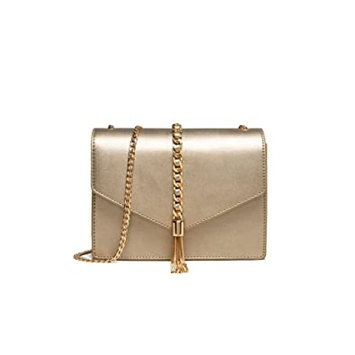 Amazon.com: lizhigu pequeñas bolsas de Crossbody Moda bolsa ...
