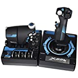 Mad Catz SCB432210002/01/1 Saitek Pro Flight X-56 Rhino Hands on Throttle and Stick System for PC
