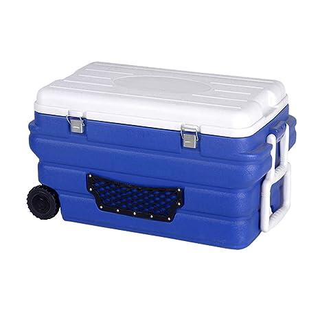 JCOCO Rendimiento Ruedas Caja del refrigerador | 90L refrigerador ...