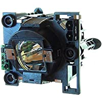 Diamond Lamp R9801272 for BARCO Projector with a Philips bulb inside housing