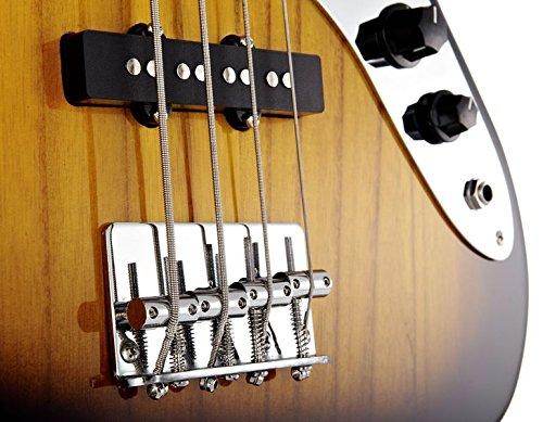 Kit bajo eléctrico Harley Benton completo de amplificador y accesorios.: Amazon.es: Instrumentos musicales