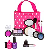 Kyпить PixieCrush Pretend Play Makeup Kit. Designer Girls Beauty Basics Polka Dot Set на Amazon.com