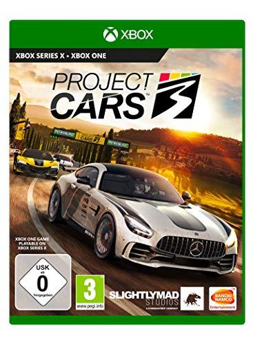 Project Cars 3 - Xbox One [Importación alemana]
