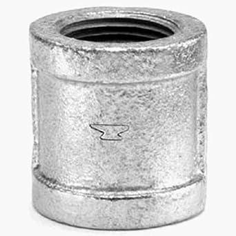 Silver Anvil International 8700133450 Galvanized Coupling 0.25 Inch