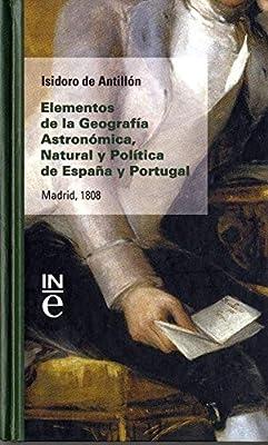 Elementos de geografía astronómica, natural y política de España y Portugal: Amazon.es: Serrano, Rodolfo: Libros