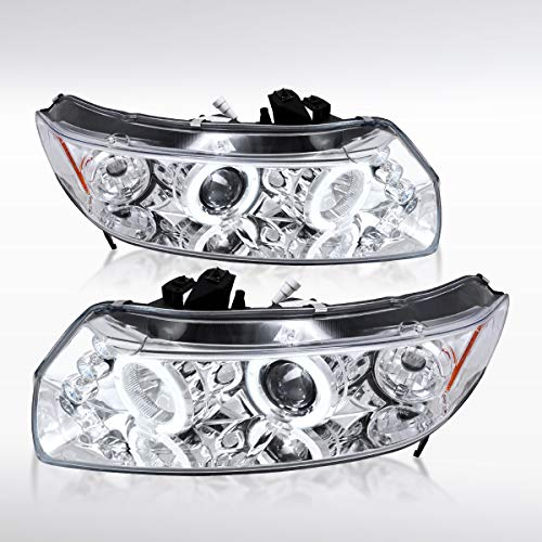 06 civic coupe headlights - 4