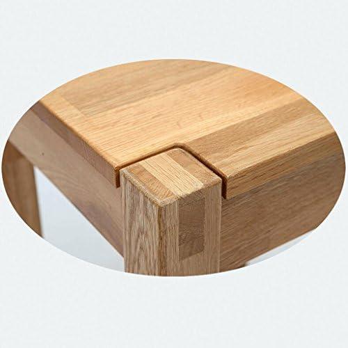 Chaises Tabouret en bois massif tabouret minimaliste moderne créatif tabouret café restaurant tabouret de bar
