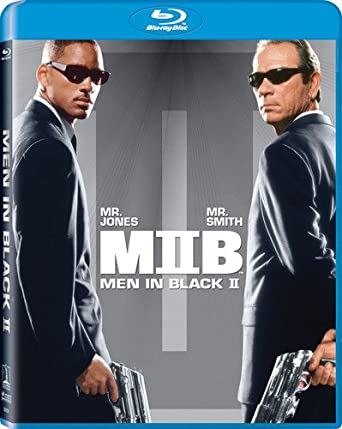 Men in Black II 2002 BluRay 720p 550MB Dual Audio ( Hindi – English ) ESubs MKV