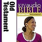 KJV, Audio Bible, Dramatized: Old Testament, Audio Download Hörbuch von Zondervan Gesprochen von: full cast