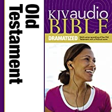 KJV, Audio Bible, Dramatized: Old Testament, Audio Download Audiobook by Zondervan Narrated by full cast