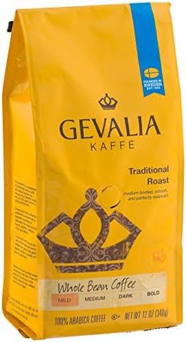 Coffee: Gevalia Traditional Roast
