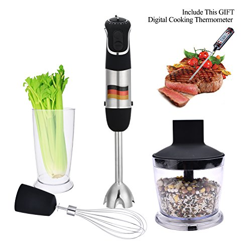 cordless immersion mixer - 9