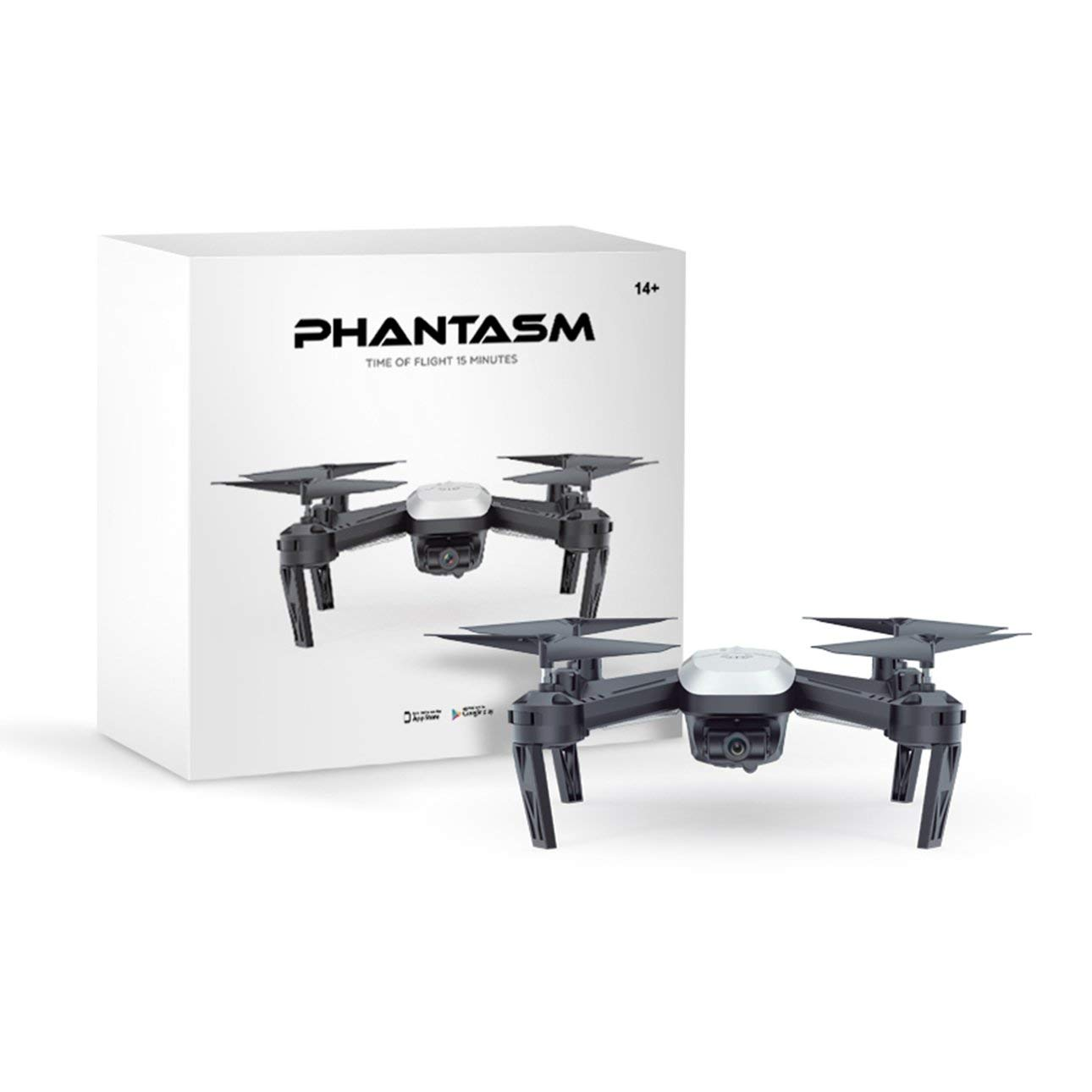 Liobaba SMRC S8 FPV Quadcopter Mini Wi-Fi RC Drone 0.3MP HD Camera Altitude Hold Headless Mode Gravity Sensor Phone APP Control