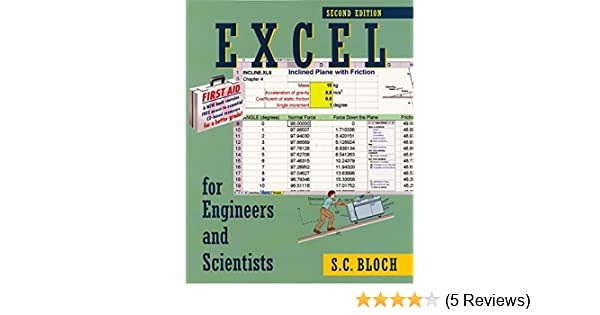Amazon com: Excel for Engineers and Scientists, Second Edition