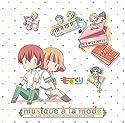 アニメ「ももくり」オリジナルサウンドトラック「musique a la mode」の商品画像
