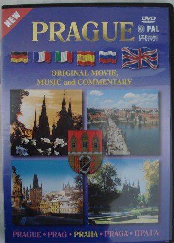 Prague: Original Movie, Music & Commentary by