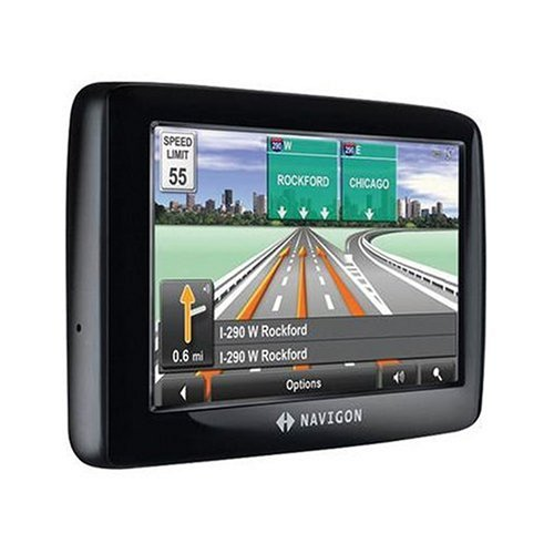 amazon com navigon 2100 max 4 3 inch portable gps navigator with rh amazon com Navigon 2100 Hack Navigon 5100