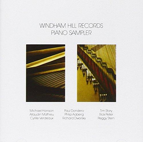 Windham Hill Records Piano Sampler (Moose Sampler)