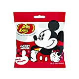 Jelly Belly Mickey Mouse Jelly Beans, Assorted Flavours, 80-g