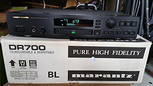 Marantz Cd Recorder (Marantz DR-700 CD Recorder / Player)