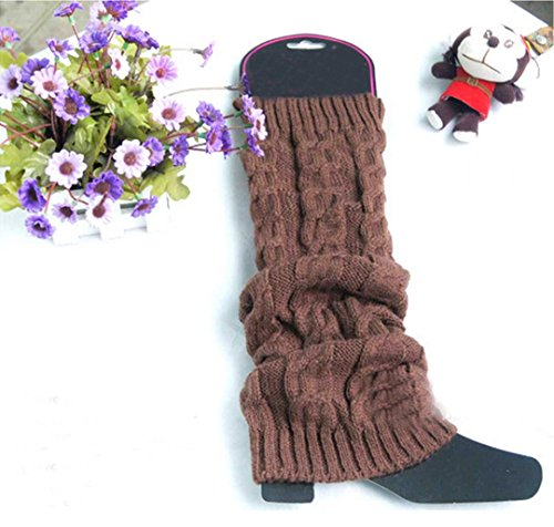 DDLBiz Crochet Fashion Warmers Legging