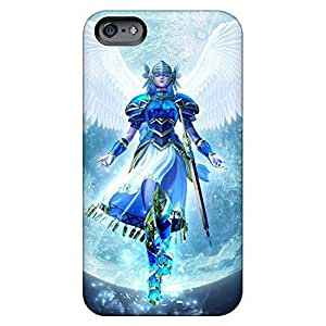 For SamSung Galaxy S4 Phone Case Cover Snap On Hard Abstact For SamSung Galaxy S4 Phone Case Cover - valkyrie profile lenneth