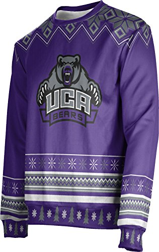 ProSphere Adult University of Central Arkansas Ugly Holiday Festive Sweater
