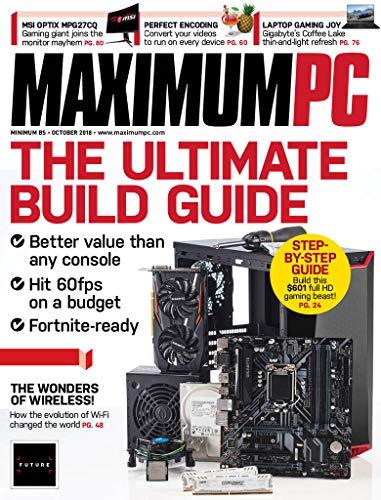 Magazines : Maximum PC