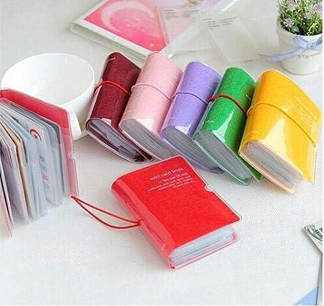 Amazon.com: Mini bolsa de maquillaje – 32 tarjetas de ...