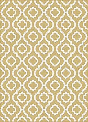 Universal Rugs 1020 Metro Contemporary Area Rug