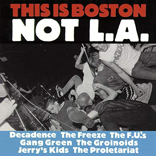 This Is Boston Not La ()