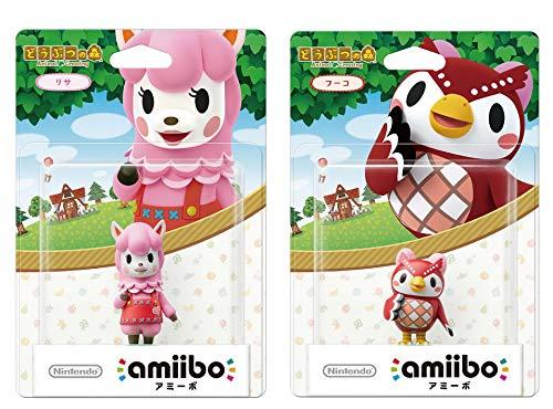 NINTENDO LITE-WIIU-3DS 용 스위치 2 팩 세트(REESE | CELESTE)(ANIMAL CROSSING SERIES)(일본 수입품)