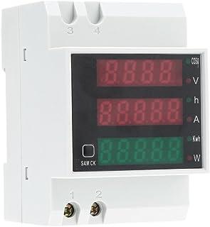 KKmoon KKmoon AC80-300V 100A multifunzionale digitale Din Ammeter Tensione Potenza Factor Meter Ammeter Voltmeter 5Pcs
