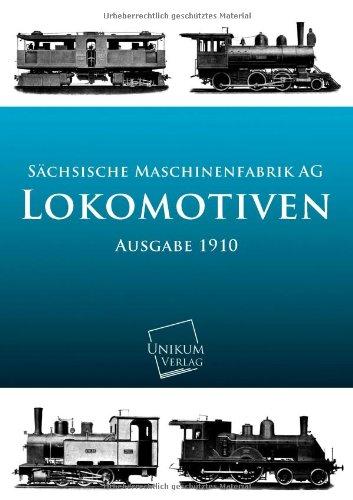 Lokomotiven: Ausgabe 1910