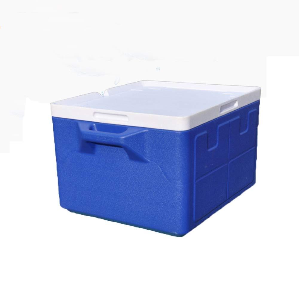 Ambiguity Kühlboxen,50L Fast-Food-Box Milch Lieferung zum Mitnehmen Isolierung Kühlschrank
