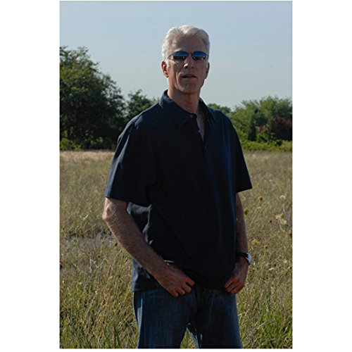 Damages (TV Series '07 - '12) 8x10 Photo Ted Danson Sunglasses Standing in Field - Ted Sunglasses