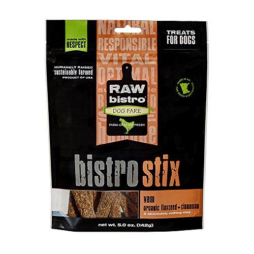 Raw Bistro Yam + Flaxseed - 5 oz.