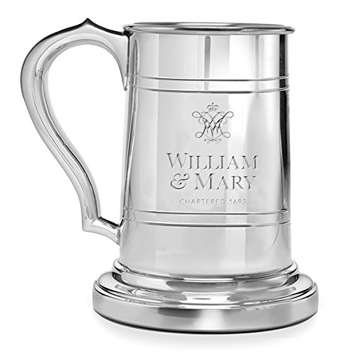 William & Mary Pewter Stein by M. LaHart