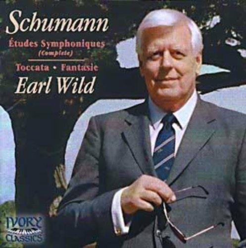 Schumann: Etudes Symphoniques; Toccata; Fantasie in C by Ivory Classics (Image #1)