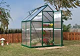 Palram Mythos Hobby Greenhouse
