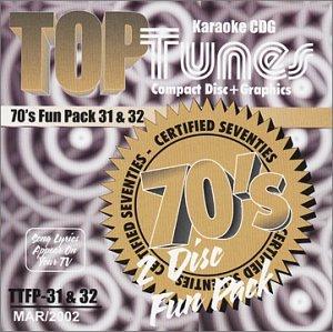 Karaoke Tunes Top - Top Tunes Karaoke CDG 70's FunPack TTFP - 31 & 32 (V1)
