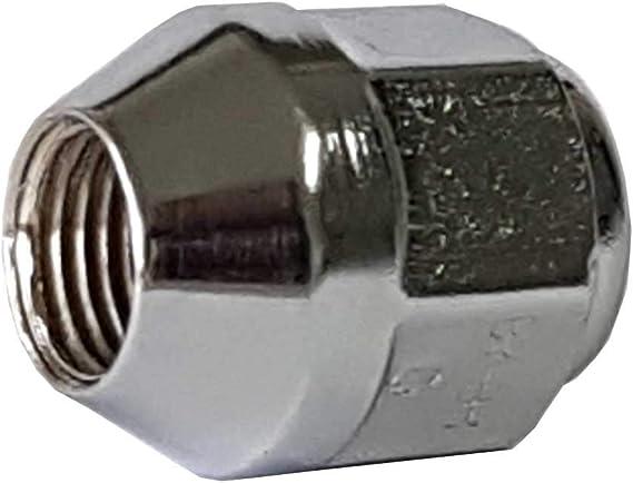 20 Radmuttern Kegelbund geschlossen M12x1,25
