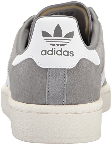 adidas Mens Campus Grey /White/Chalk White ex6oXNE
