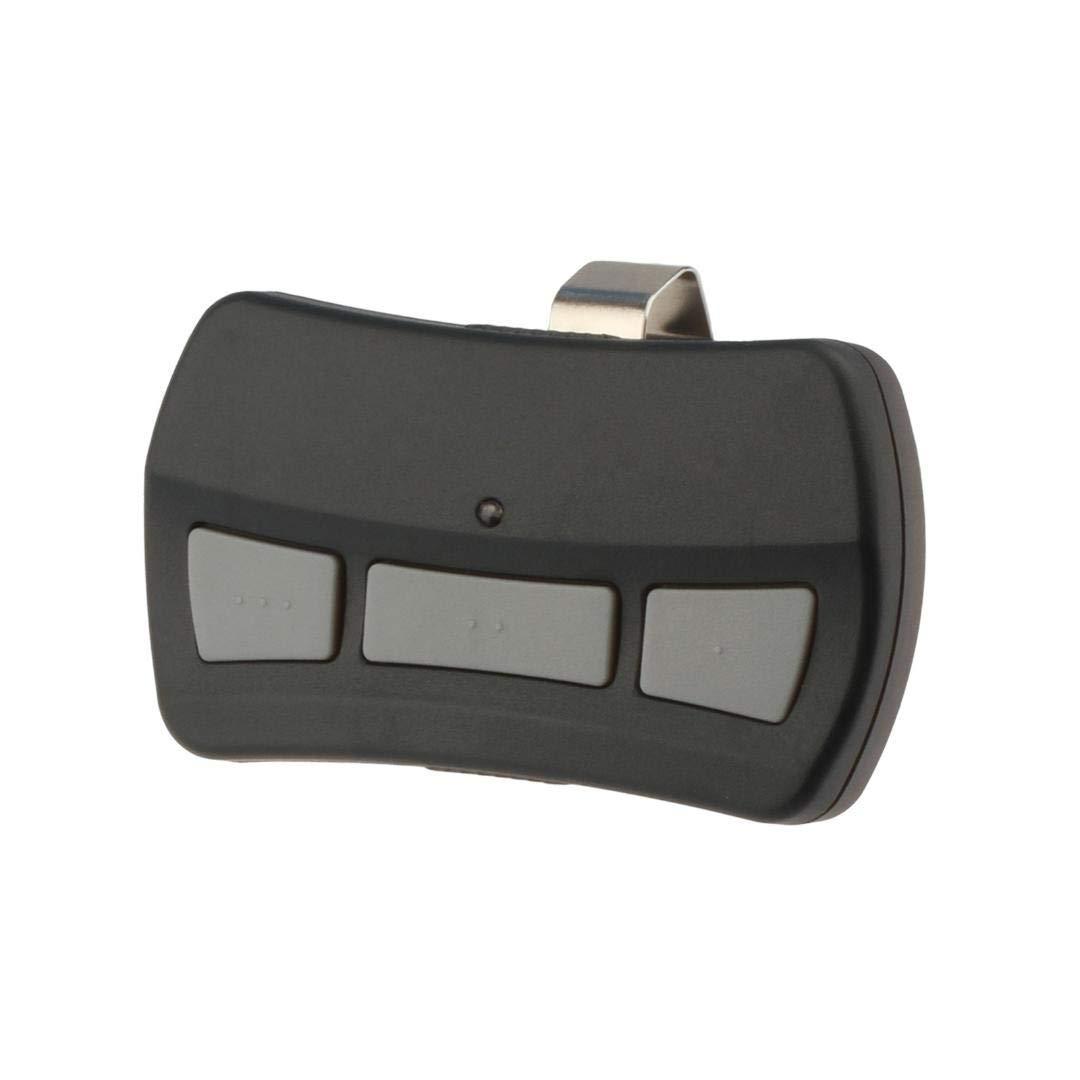 Garage Door Opener Remote for Genie Intellicode & Overhead Door GITR-3 (3-Button)