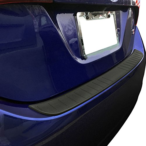 rear bumper ford fiesta - 7