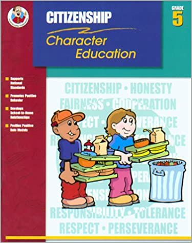 Citizenship Grade 5 (Character Education (School Specialty))